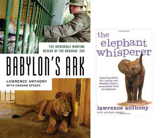 Books by Lawrence Anthony