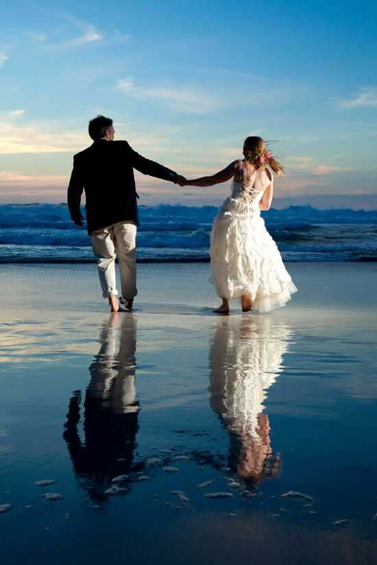 How about a beach wedding in Cape Town?