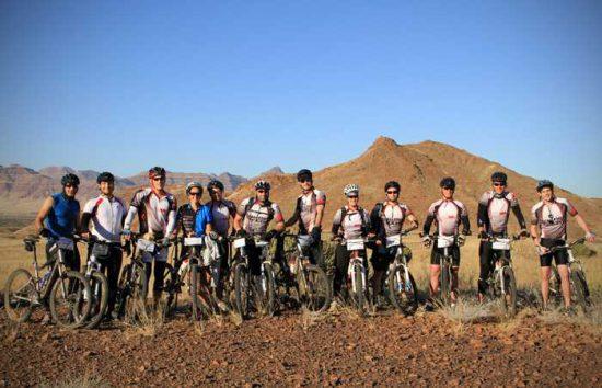 Challenge4aCause namíbia, conservação