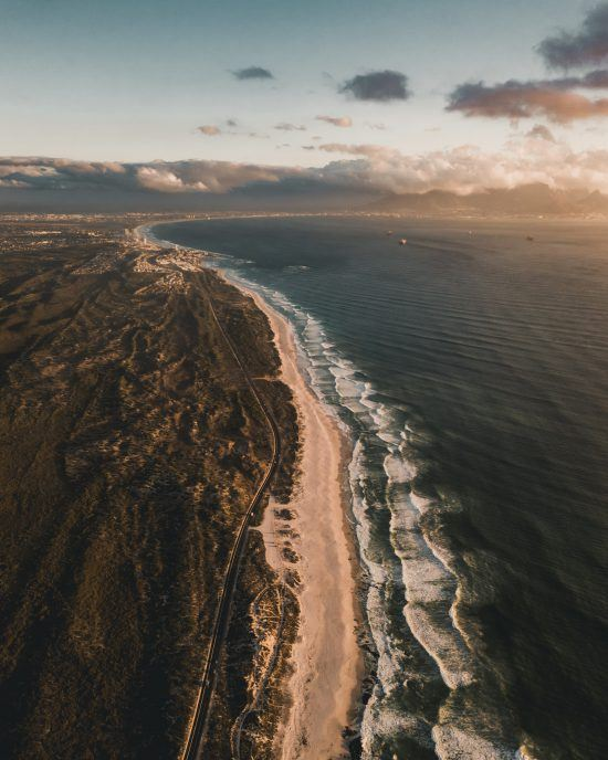 South Africa is blessed with beautiful coastlines