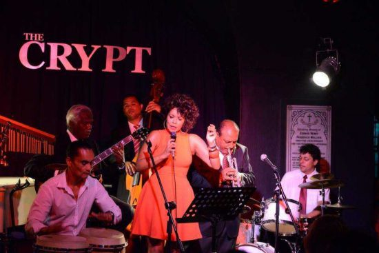 The Crypt is worth a visit for Jazz lovers