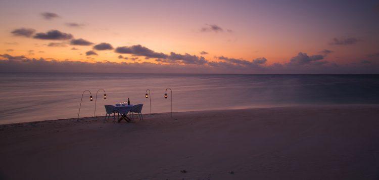 Mozambique Azura: Privates Dinner am Strand von Mosambik