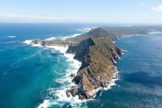 Cape Point is where the oceans meet
