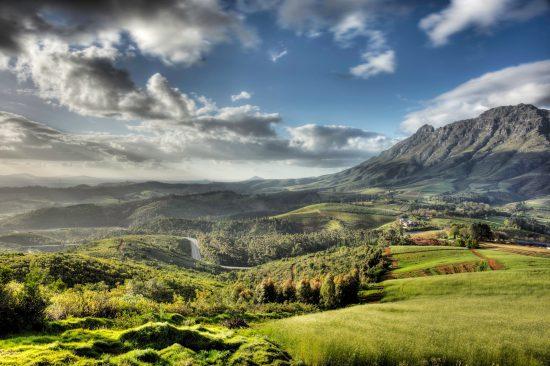 Vins d'Afrique du Sud | Stellenbosch