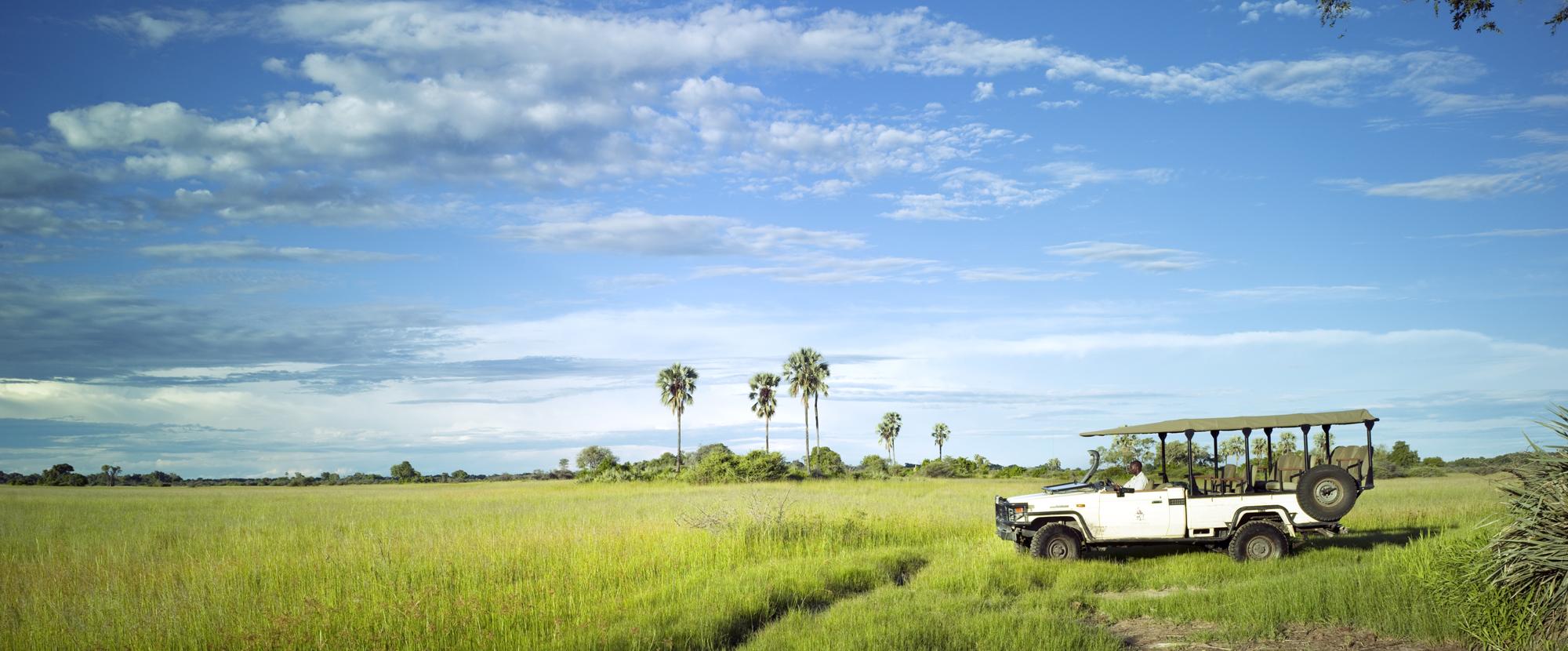 Chief's Camp in Botswana