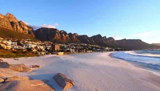 Que faire à Cape Town ? | Plage de Camps Bay