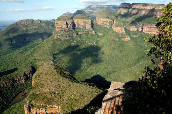 Three Rondavels, Blye River Canyon Nature Reserve