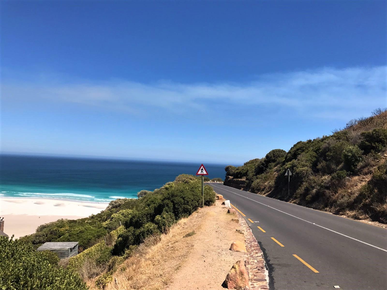 Die malerische Chapman's Peak Küstenstraße