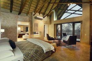 Chambre du Kapama River Lodge
