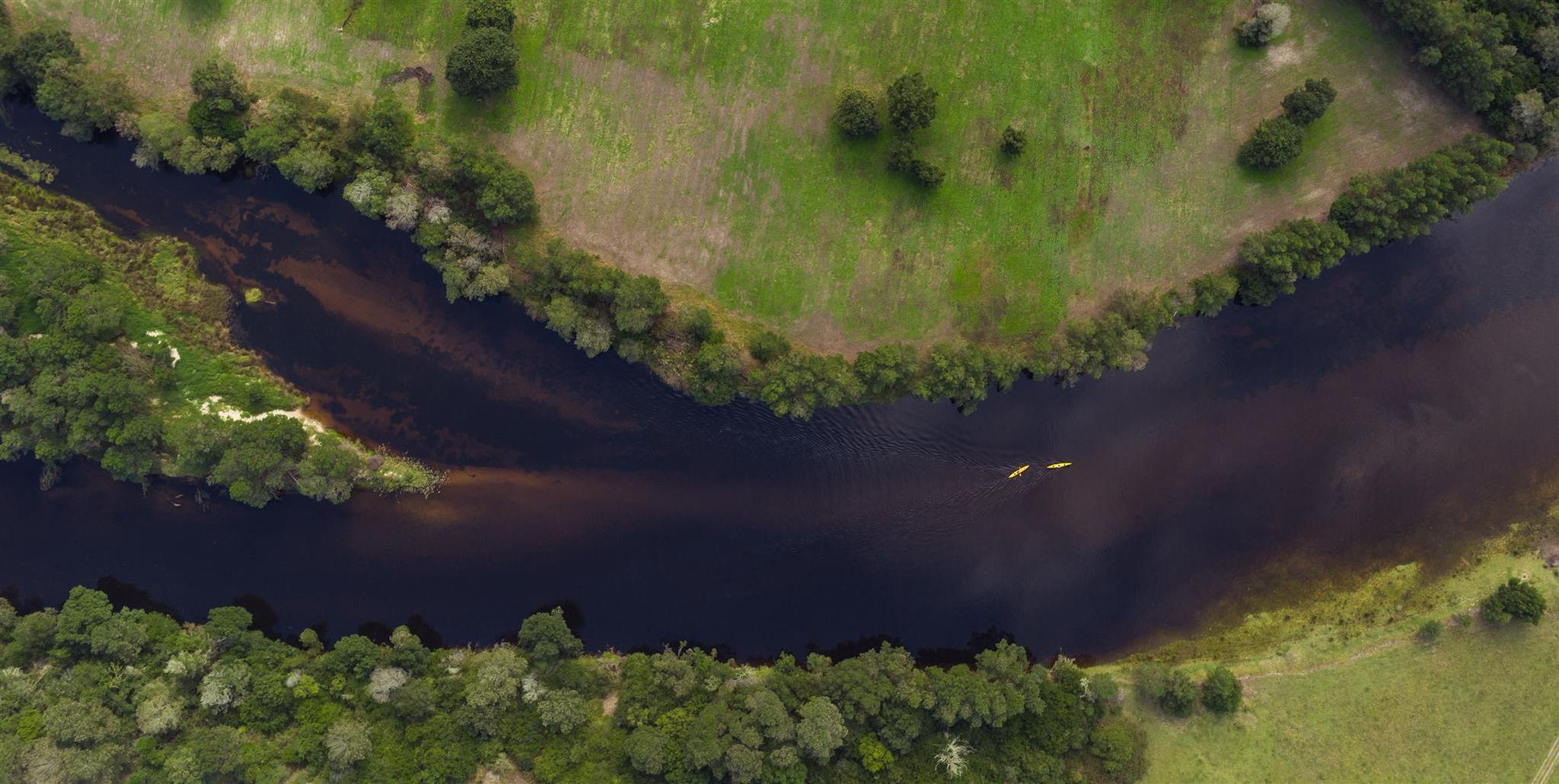 Den Wilderness Nationalpark per Kanu erkunden