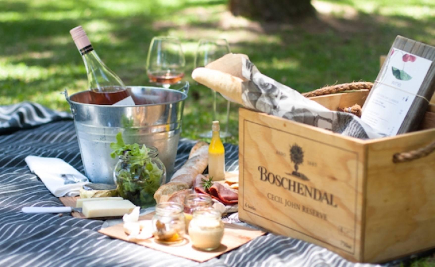 La Route des vins en Afrique du Sud   Boschendal à Franschhoek
