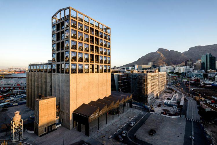 Silo Hotel in Kapstadt