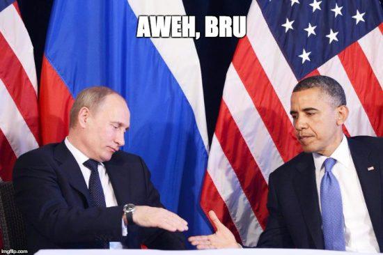 """""""Aweh, Bru"""" bedeutet hier so viel wie """"Ganz deiner Meinung, mein Freund."""""""