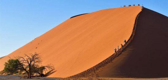 Sossuvlei Dune, Namibia