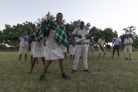 botswana song in okavango