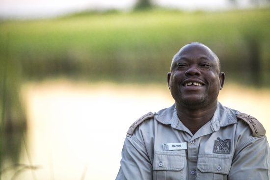 Botswana safari guide likes our travel quotes