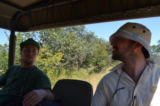 photographers on safari