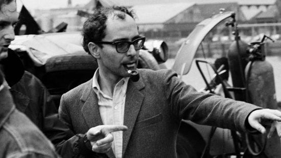 Jean-Luc Godard Kodachrome