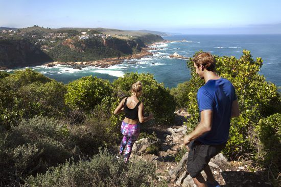 Running in the Garden Route