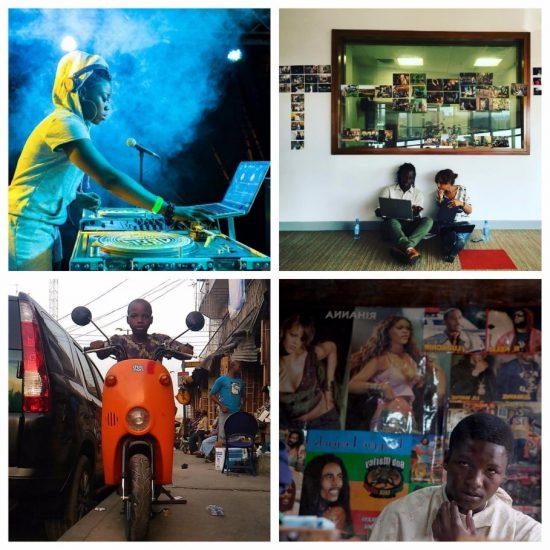 Fotos de Andrew Esiebo destacam a cultura urbana de cidades africanas