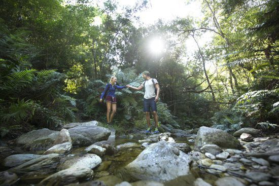 Hiking in the Garden Route