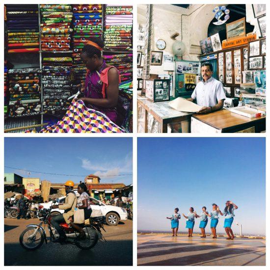 African Cityzens coloca africanos como protagonistas das imagens