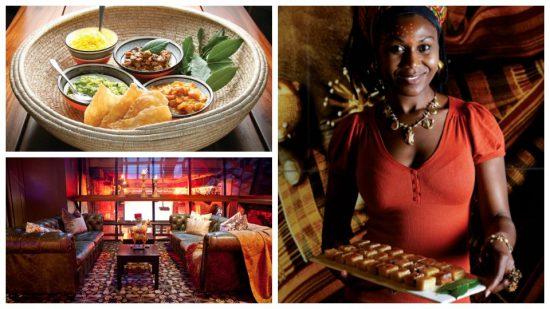 Gold Restaurant figura entre os principais restaurantes africanos de Cape Town