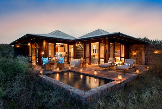 Südafrika Unterkunft: Kwandwe Ecca Lodge im Eastern Cape