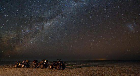 Désert du Kalahari | Ciel étoilé du Botswana