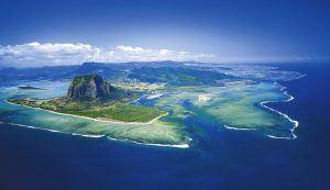 L'île Maurice, une des îles de l'océan indien paradisiaque