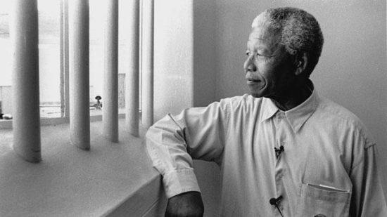 """""""Der lange Weg zur Freiheit"""" behandelt die Lebensgeschichte von Nelson Mandela."""