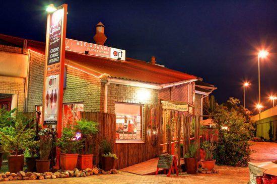 The Girls Restaurant in Wilderness on the Garden Route