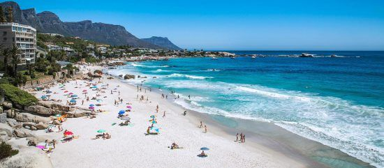 Visit South Africa's Cape Town Beaches - Clifton