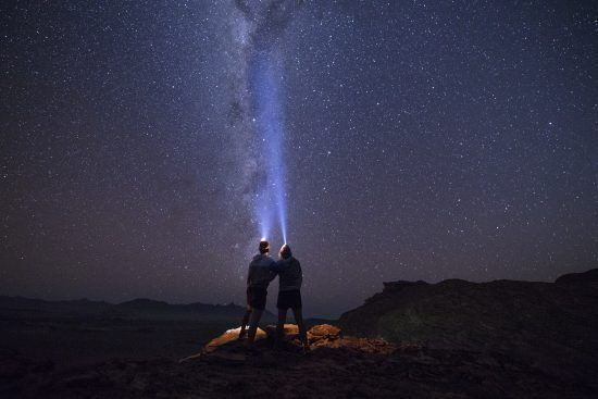 desert stars mythical places in Africa