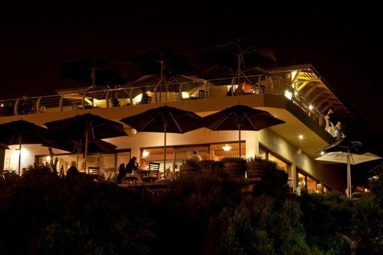 Salinas Beach Restaurant on the Garden Route in Wilderness