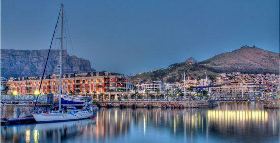 Quartiers Cape Town | le port du V&A Waterfront