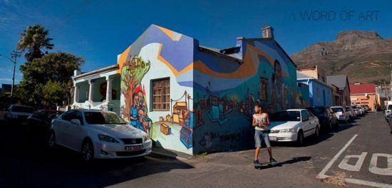 Woodstock Street Art Tours - Kapstadt Tour