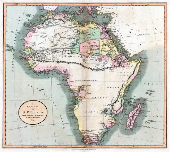 Mythical places in Africa the mountains of the moon