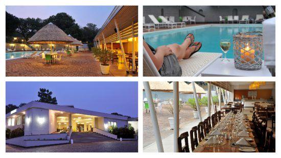 Cresta Sprayview Hotel, Zimbábue, perto de Victoria Falls
