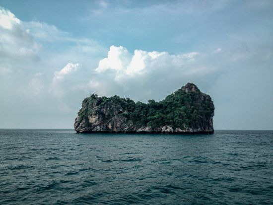 Mythical places in Africa - Phantom Island