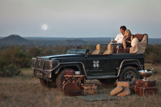Honeymoon safari at Londolozi Private Game Reserve Kruger Park