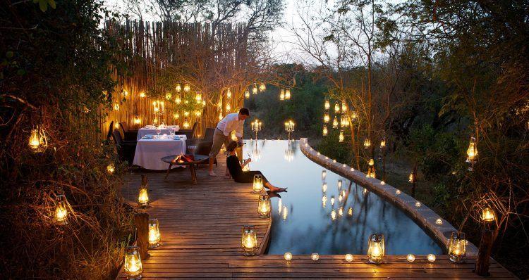 Safari Lodge pool.