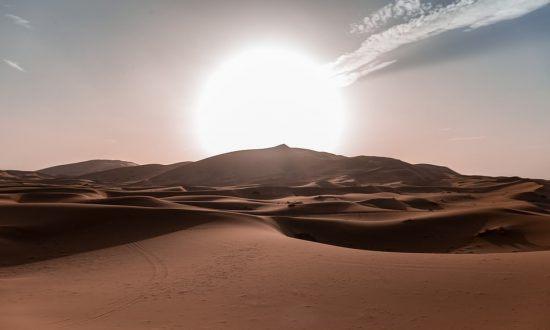 Wüstenland Sahara