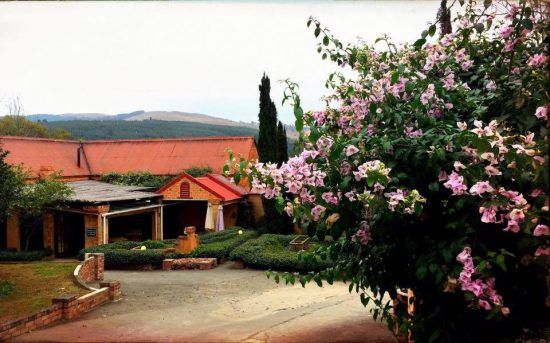 La Lampara Italian Restaurant in the Midlands of South Africa