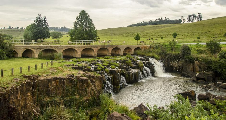 The Midlands Meander in South Africa