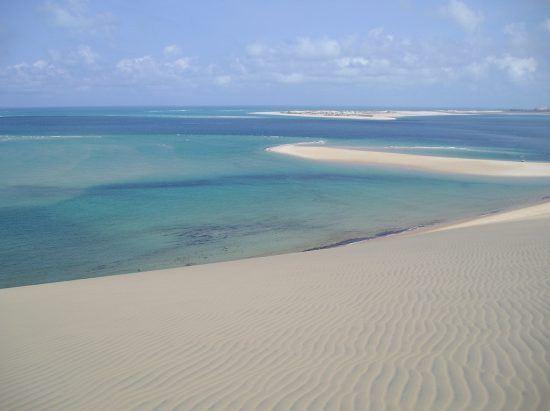 Inselparadies Mosambik