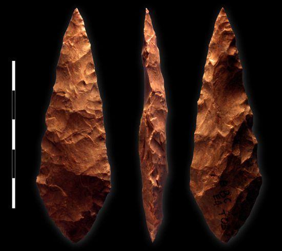 Archäologische Funde in Südafrika: Handwerkszeug aus der Steinzeit von allen Seiten