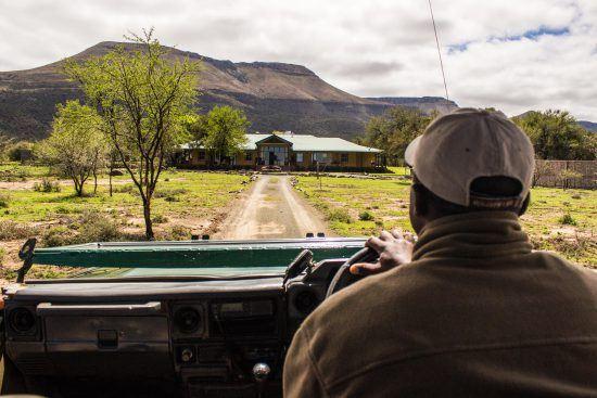 Samara Private Game Reserve Safari