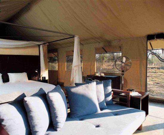 KhokaMoya Tent Interior