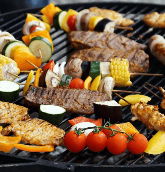 Semelhanças entre Brasil e África do Sul — Paixão pela carne